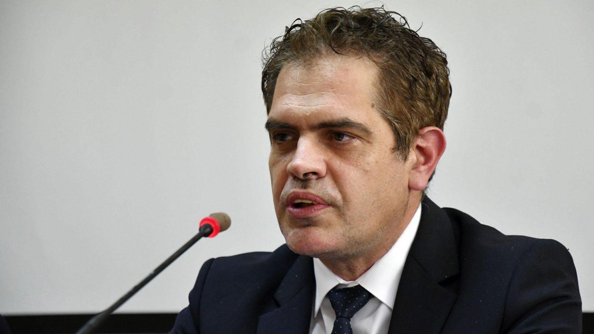 Лъчезар Борисов: Продължаваме с развитието на индустриалните зони