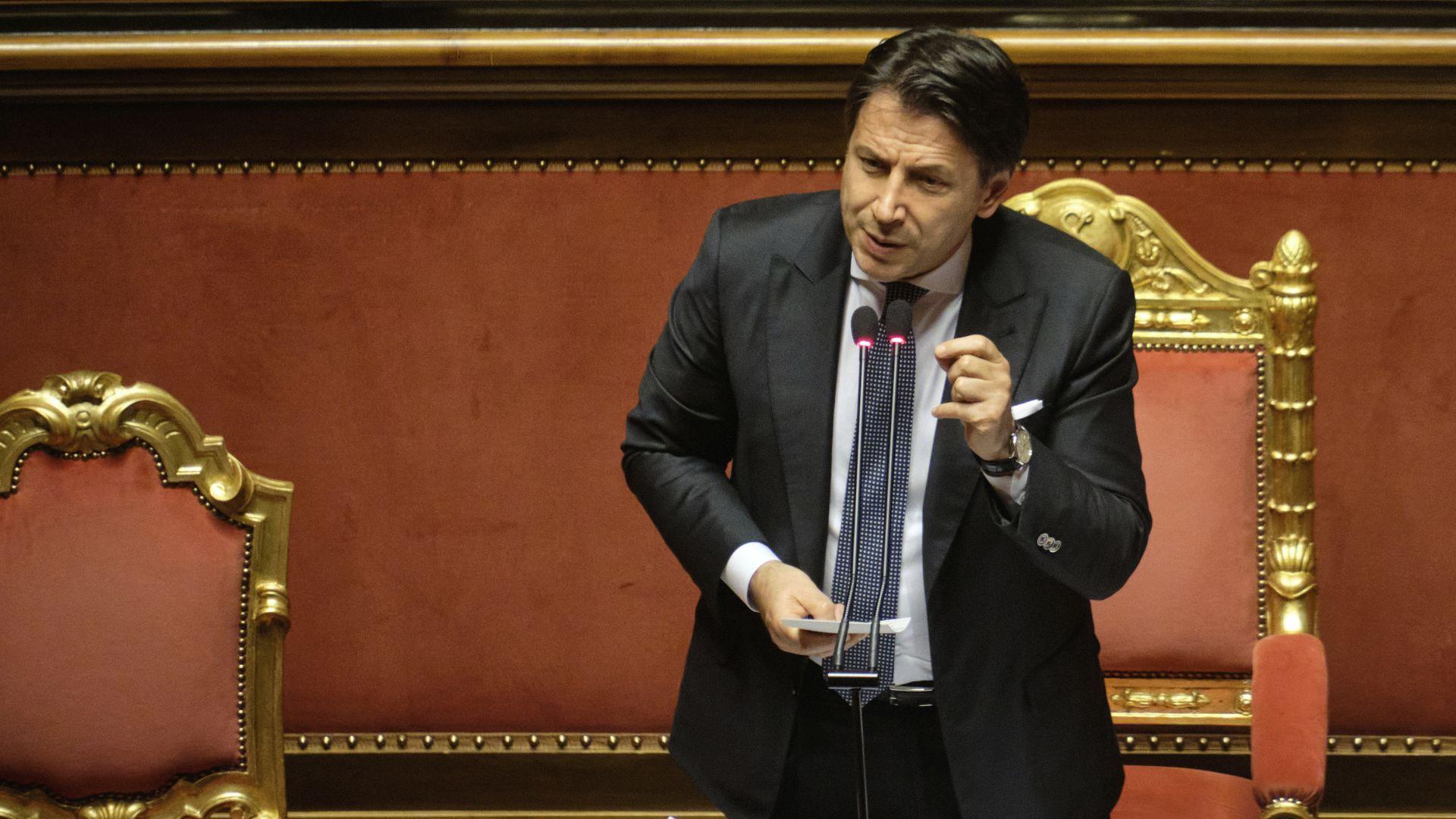 Италия удължава извънредното положение до 15 октомври