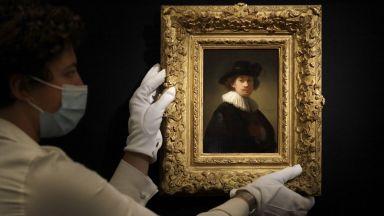 18,7 милиона долара за автопортрета на Рембранд