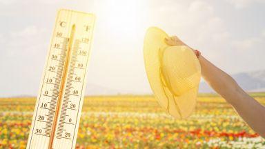 Горещото време продължава, кратко захлаждане - в петък