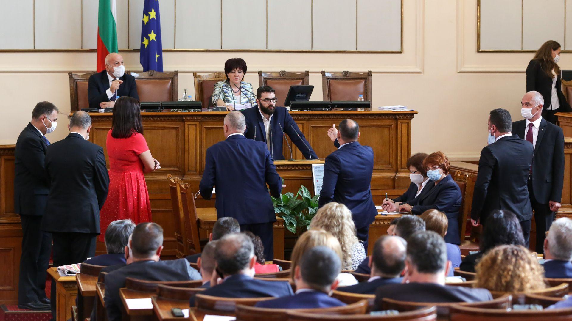 Високи градуси:  Последна работна седмица на депутатите преди лятната ваканция