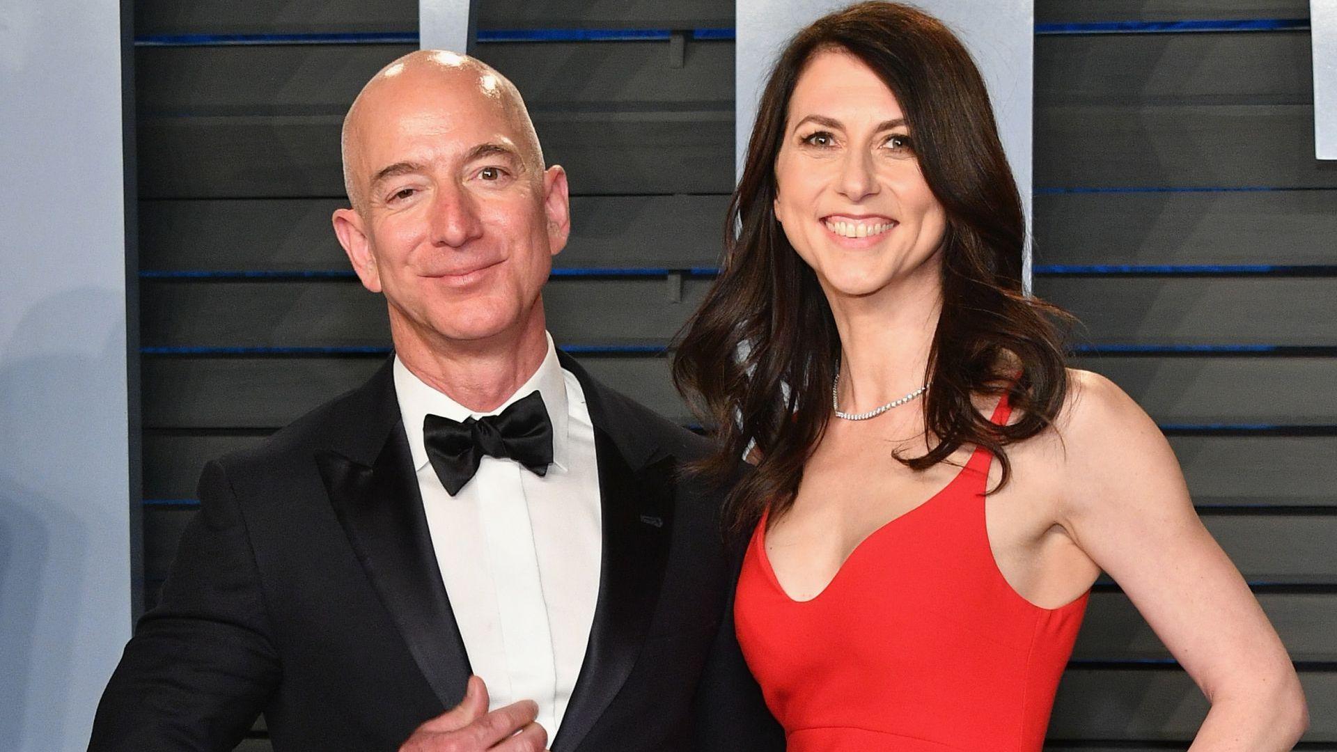 Бившата съпруга на Джеф Безос дари 1,7 млрд. долара за благотворителност