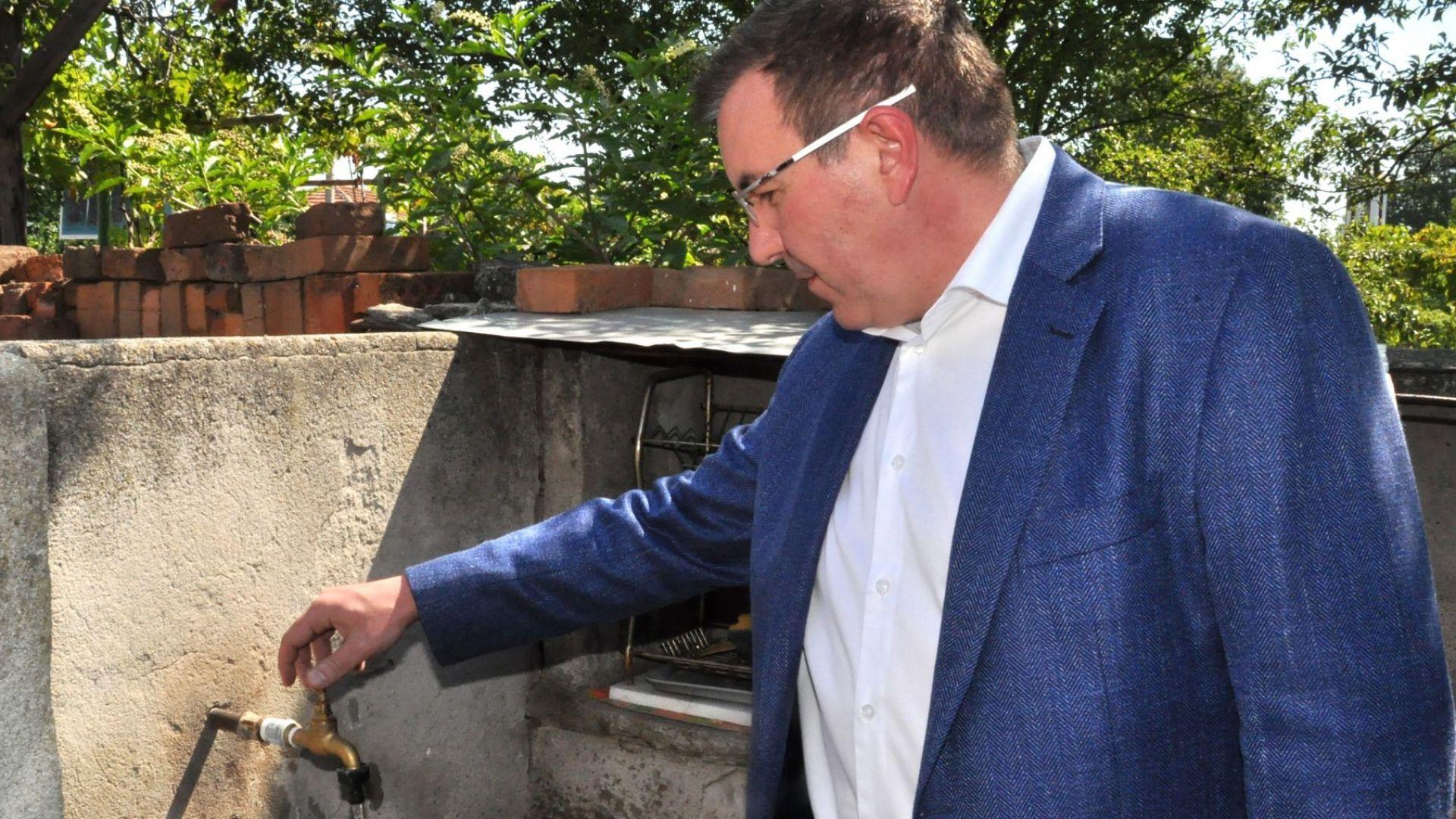 Марица е чиста и край Свиленград, водата потече в 10 села в Димитровградско