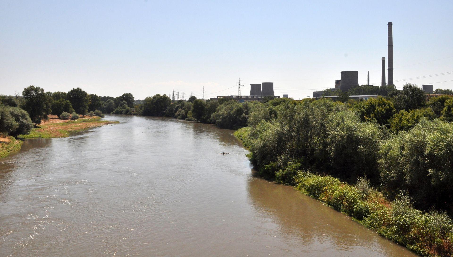 Река Марица не е замърсена