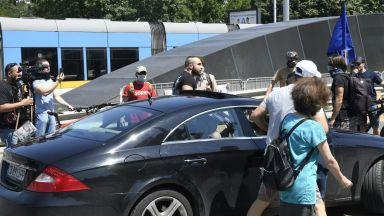Протестиращи блокираха ключови столични кръстовища