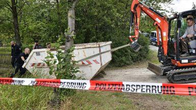 Случаят с изчезналата Мадлин Маккан: Германската полиция трети ден копае в градина (снимки)