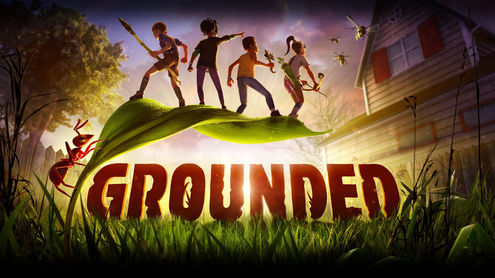 """Grounded - """"най-малката"""" игра на годината"""