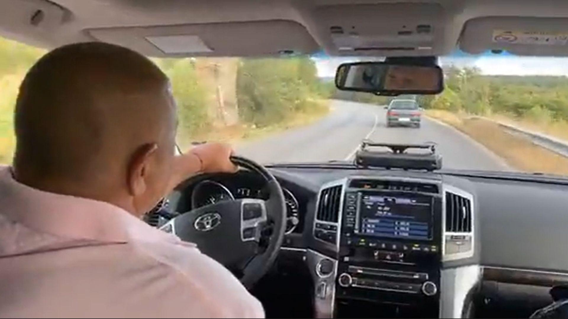 Борисов обвини Отровното трио в лъжа и призова: Моля ви, не блокирайте кръстовища! (видео)