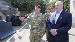"""Беларус заподозря в тероризъм арестуваните руски """"зелени човечета"""""""