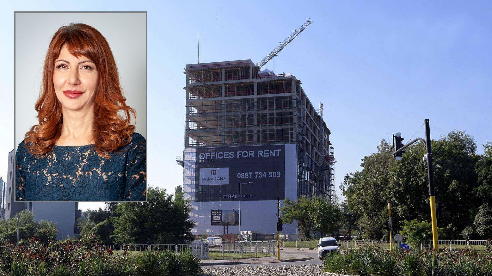 Таня Косева-Бошова: Има активно търсене на пазара на качествени бизнес имоти от висок клас