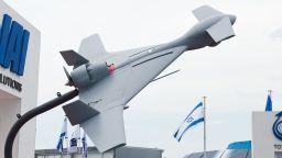 Израел залага на дронове-камикадзета
