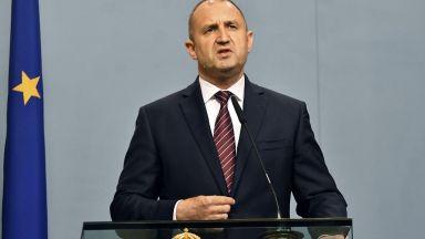 Радев: Безпрецедентен за българския преход акт на политическа ескалация
