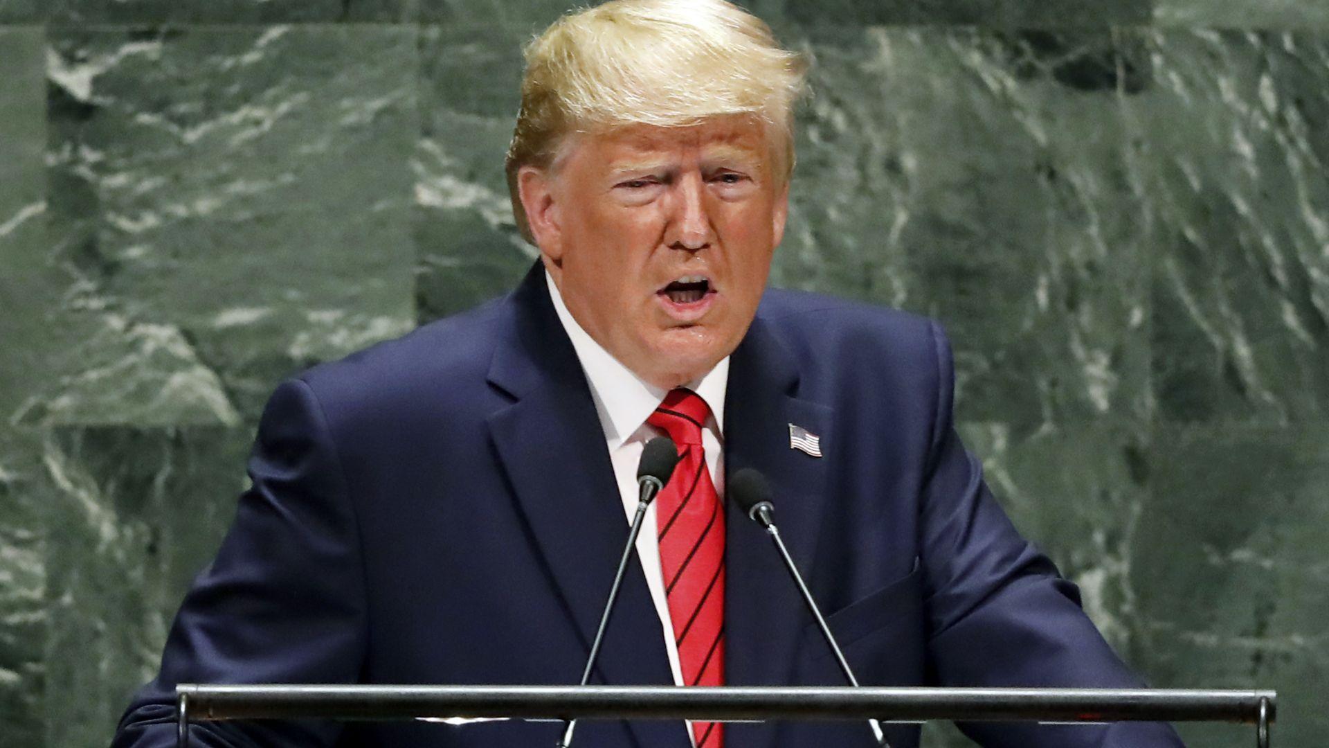 Тръмп се отказа да отлага изборите