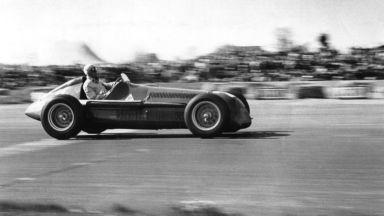 От Фарина до Хамилтън - 70 години по-късно Формула 1 пак е у дома