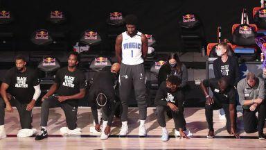 Тръмп нападна НБА заради коленичещите звезди: Загазили са здраво