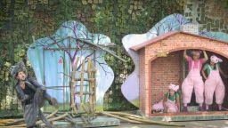 """Софийската опера закрива """"Опера в парка"""" с детския спектакъл """"Трите прасенца"""" по музика на Александър Райчев"""