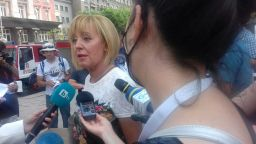 Мая Манолова: Нова Конституция - да, писана от Бойко Борисов - не