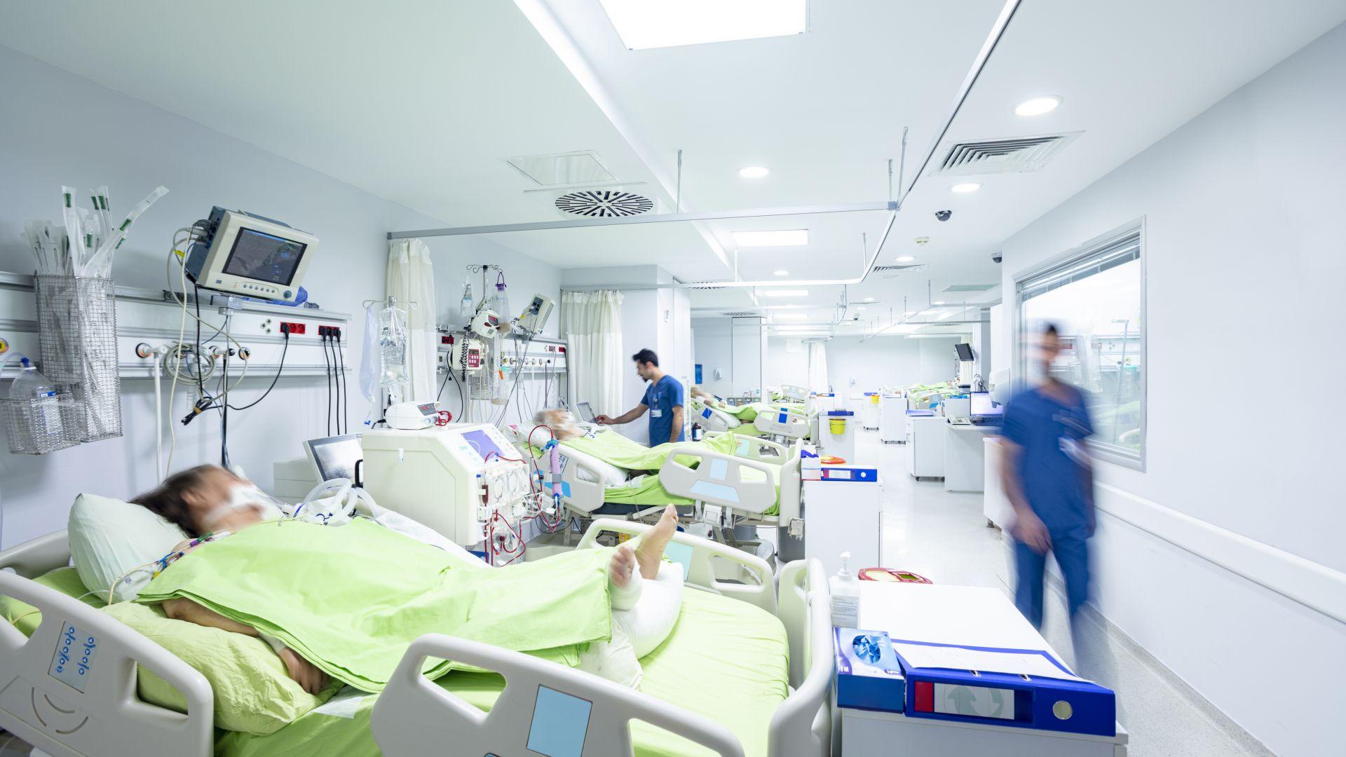 Сърбия последва китайския пример - вдигат за 4 месеца чисто нова болница за COVID