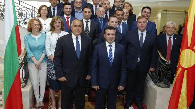 3 години от Договора за добросъседство: София и Скопие с официални изявления