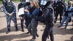 Хабаровск отново протестира, 13 са задържани