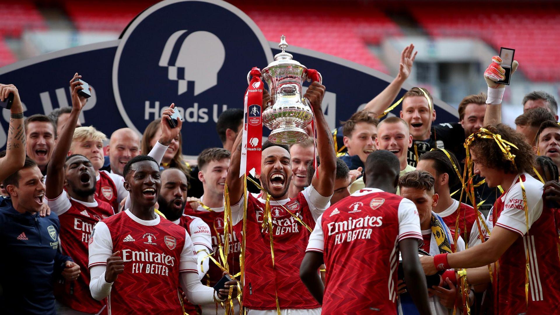 Обамеянг разплака Челси и позлати Арсенал с 14-ата
