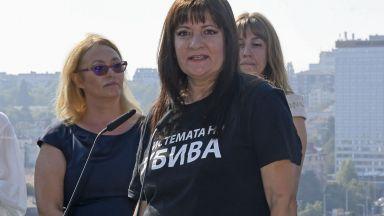 """Вера Иванова от """"Системата ни убива"""" обвини министър Сачева в тенденциозност"""