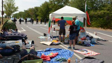 Ден 27: Протестиращи блокираха и пътя към Турция