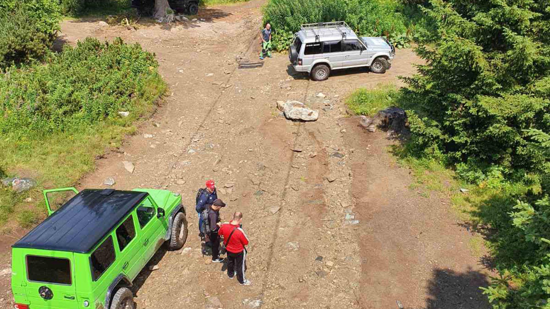 Екоминистерството спира джиповете до Рилските езера