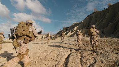 Потъна десантна амфибия край Калифорния, 8 военни загинаха