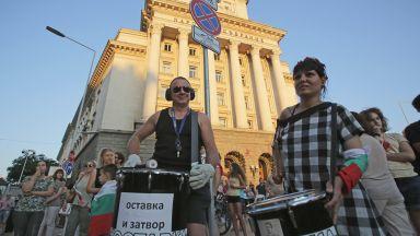 25-и ден протести: Три са вече палатковите лагери в София, блокираха Е-79 при Кресна