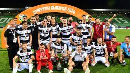 Локомотив получи от общината парцел за тренировъчен комплекс