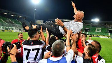 Щастливият Крушарски: Това е началото, ще вземем и първенството