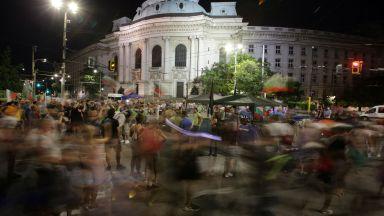 Три са блокираните кръстовища в София