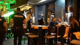 Редуцират броят на клиенти в нощните заведения в Пловдив