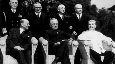 Когато прекроиха Германия