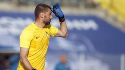 """Националният вратар бързо си намери отбор след бягството от """"Герена"""""""