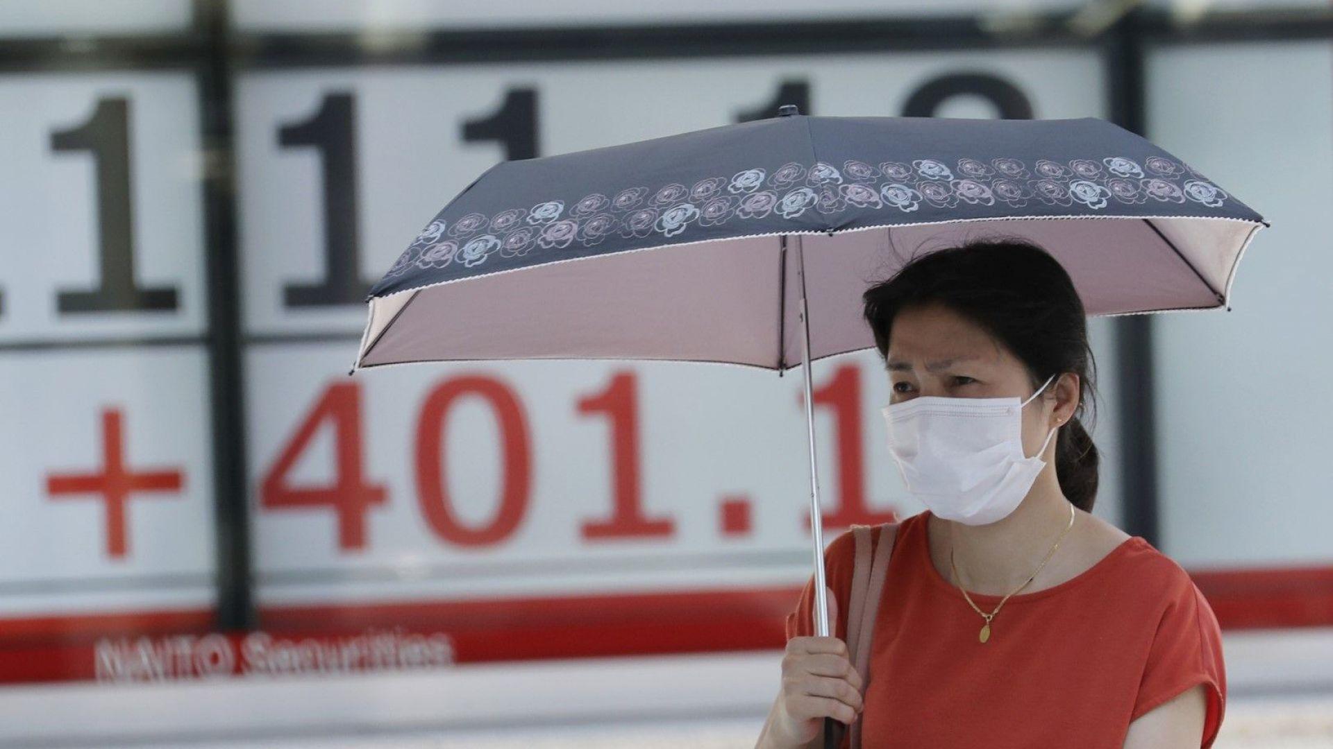 Над 400 компании в Япония са фалирали заради коронавируса