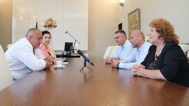 Борисов дава 82,5 млн.лв. на животновъдите и за борба със сушата