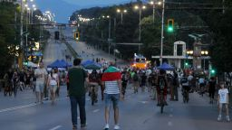Първан Симеонов: Протестите приличат на предизборна кампaния на малки партии