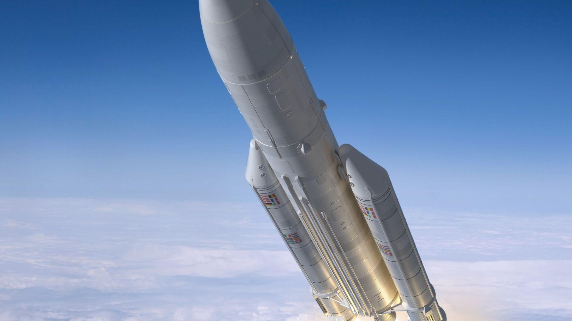 """Последно: Изстрелват """"Ариана-5"""" с три спътника на 14 август"""