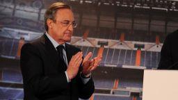 Големият Касияс се завърна в родния Реал Мадрид