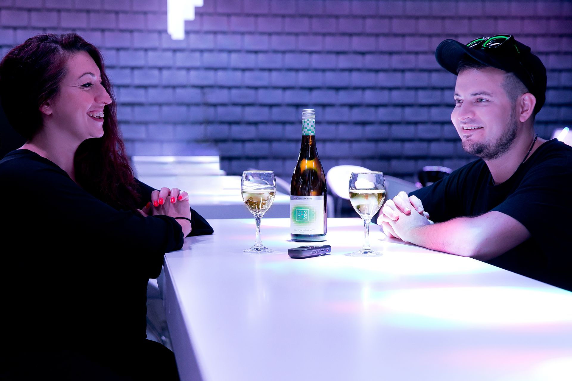 На чаша вино Pixels с IVAN TRIDE - Първият 3D артист у нас Специален проект на URBN и PIXELS