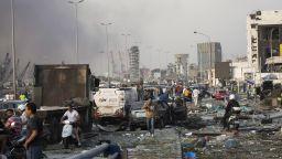 """""""Ню Йорк таймс"""": Корабът, доставил в Бейрут избухналата амониева селитра, е потънал през 2018-а"""