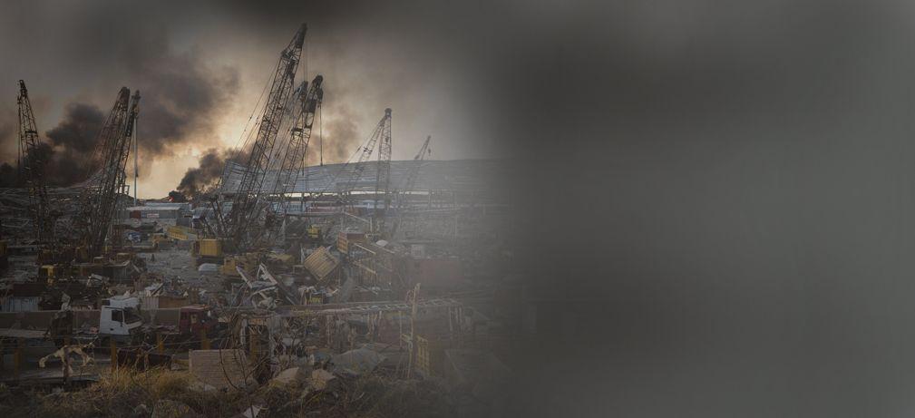 Експлозията в Бейрут