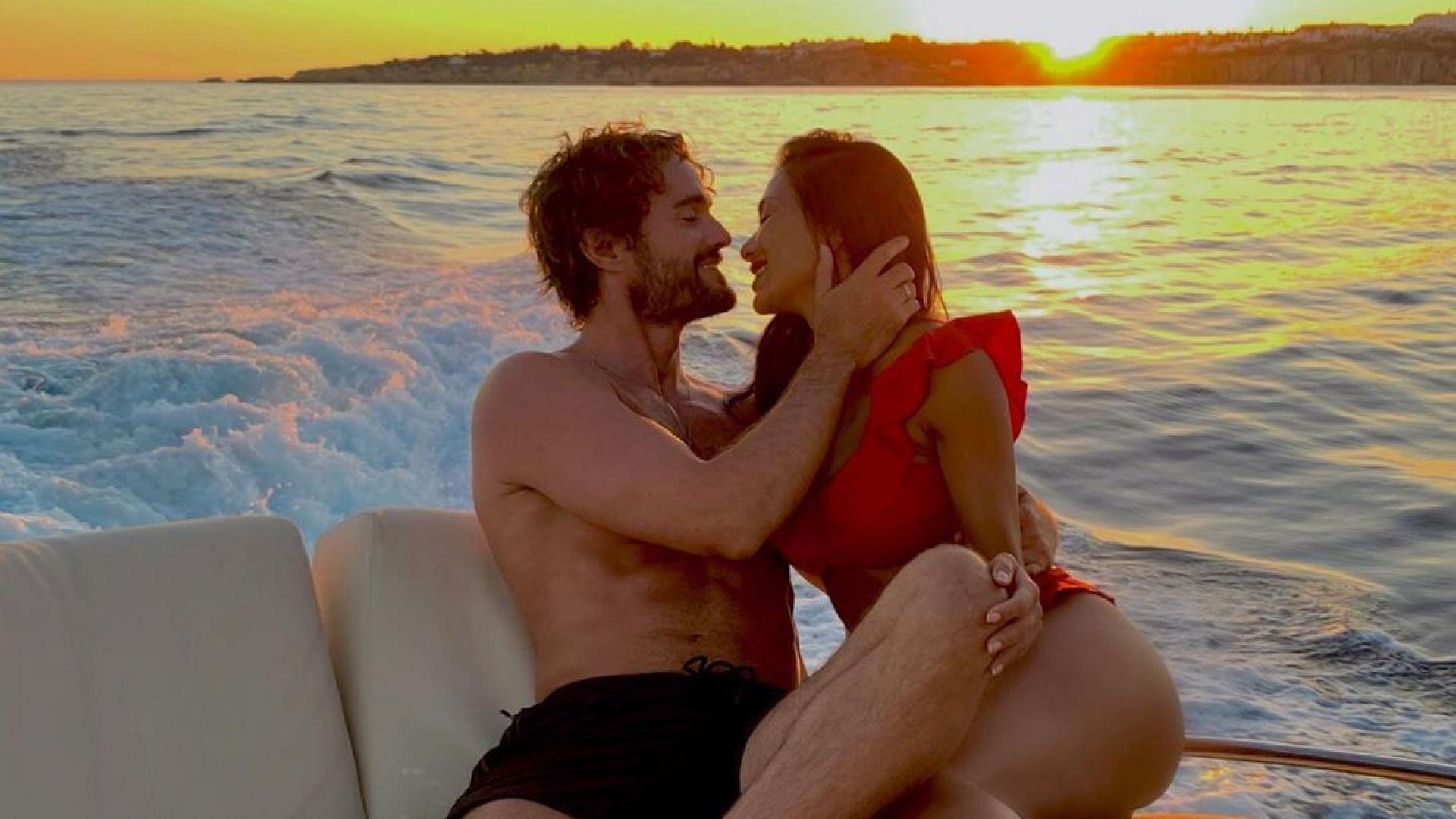 Романтичната португалска приказка на Никол Шерцингер продължава