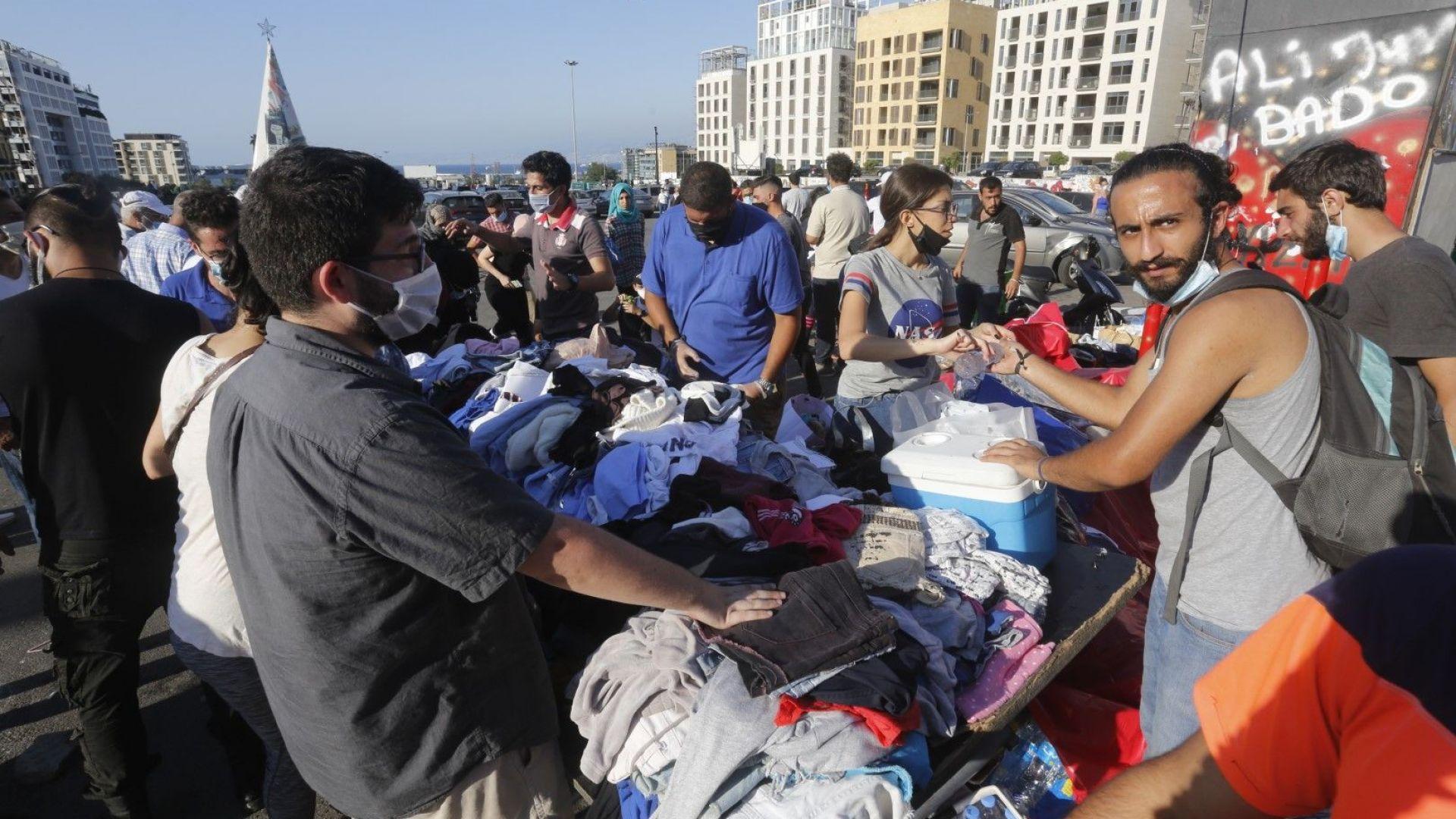 Щети за милиарди от експлозията в Бейрут: има ли спасение от колапса