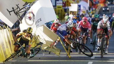 Якобсен яхна велосипеда само 4 месеца, след като едва не изгуби живота си