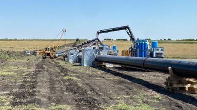 Работници по газопровода Комотини-Стара Загора заплашиха с блокада