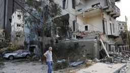 """""""Това не може да се поправи. Бейрут го няма вече"""""""