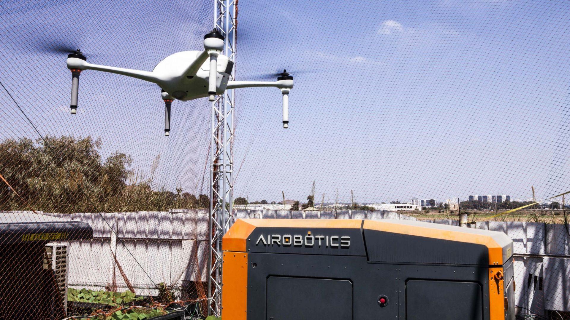 Сингапур наблюдава спазването на социална дистанция с израелски дронове